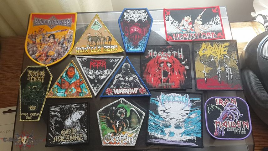 Updated Patches That Need To Be Gone