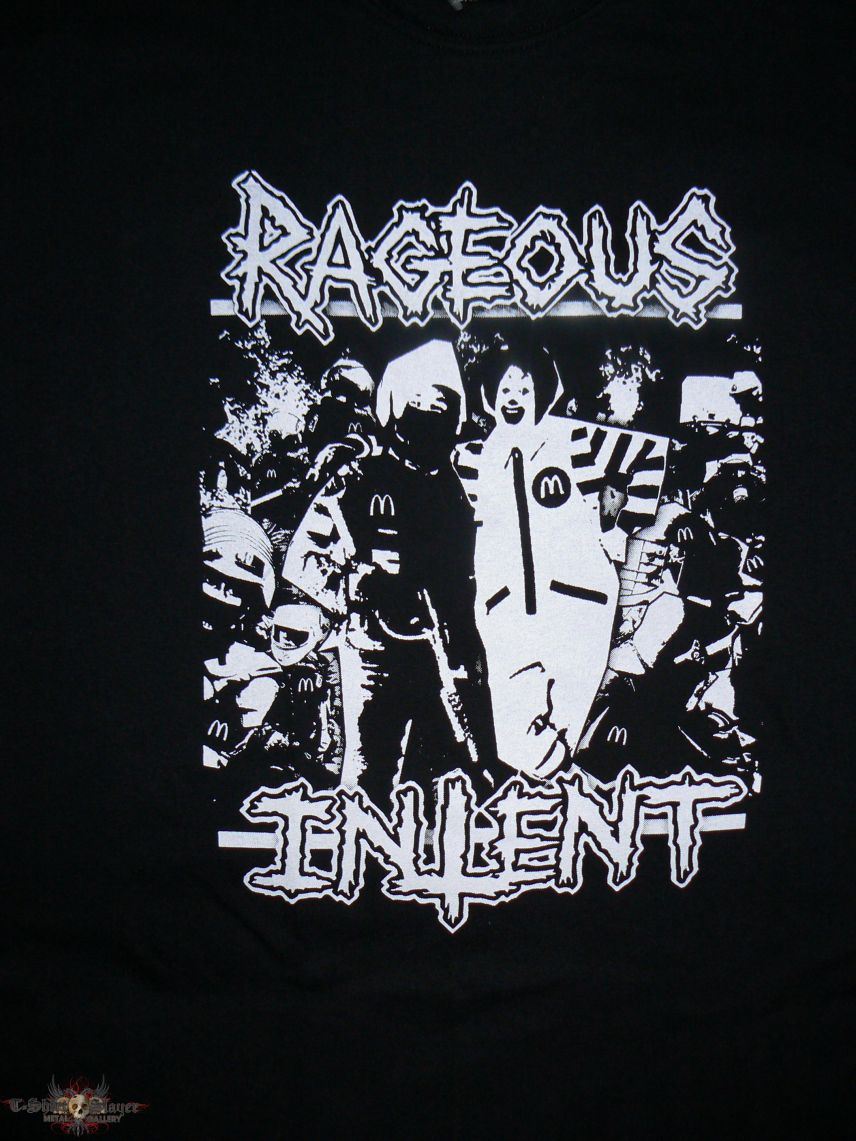 Rageous Intent - Still Not Lovin Them