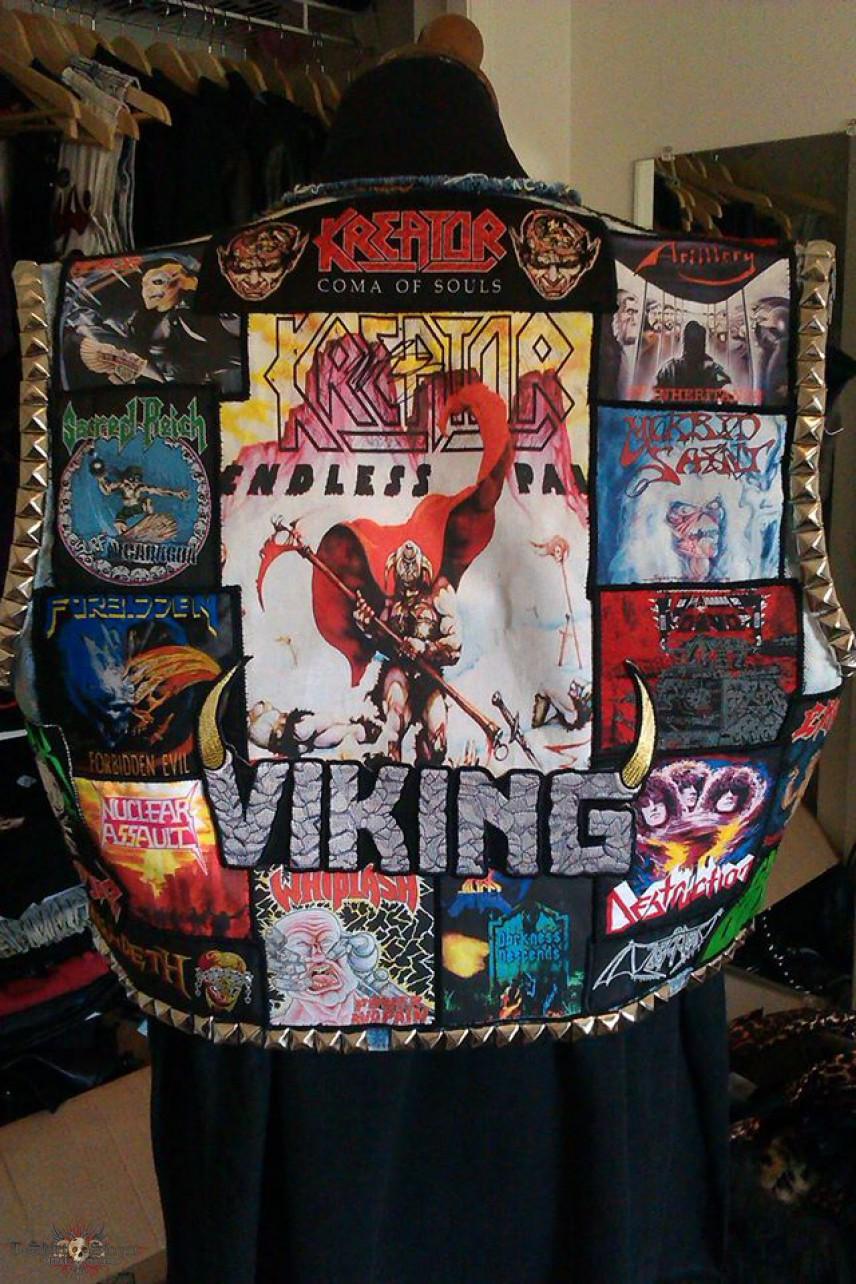 Thrash Battle Jacket