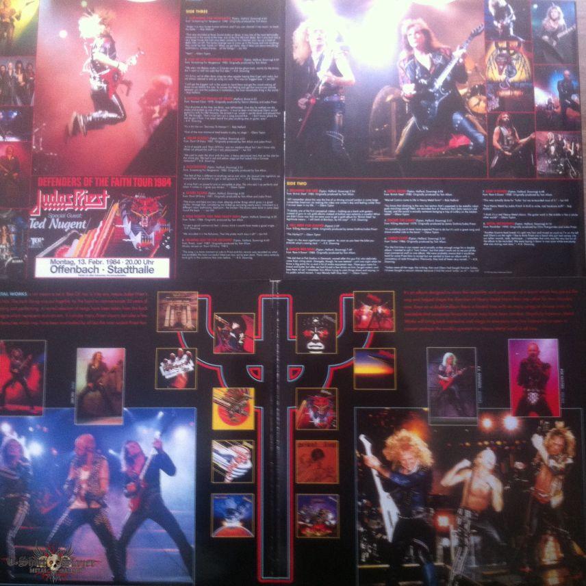Judas Priest - Metal works 2 vinyl