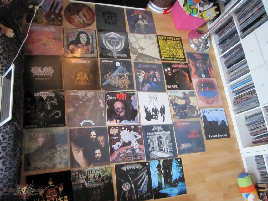 Some of my Fav. LPs