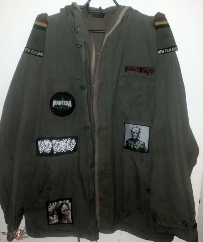 Nothing Special Less Is More Jacket