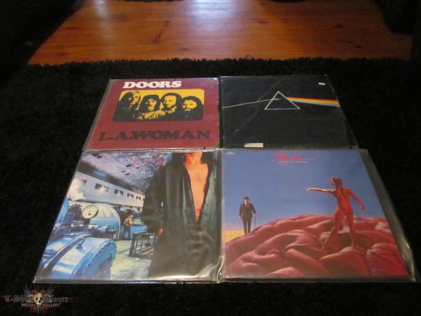 some vinyl