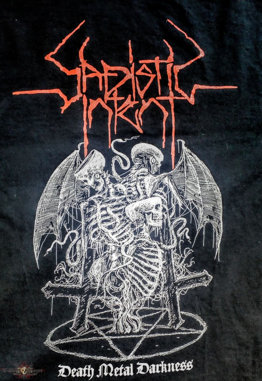 Sadistic Intent - Death Metal Darkness Over Europe 2018