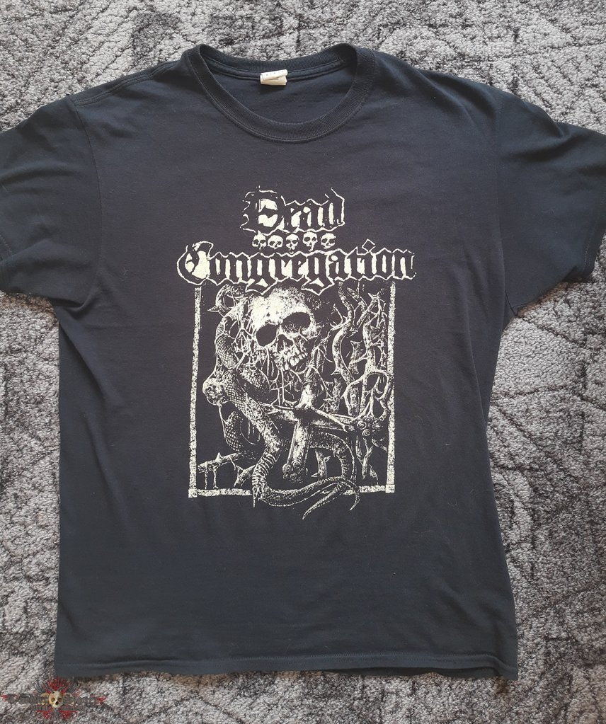 "Dead Congregation - ""Serpentskin"" TShirt"