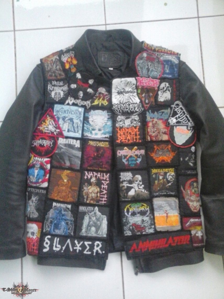 Latest update to my vest