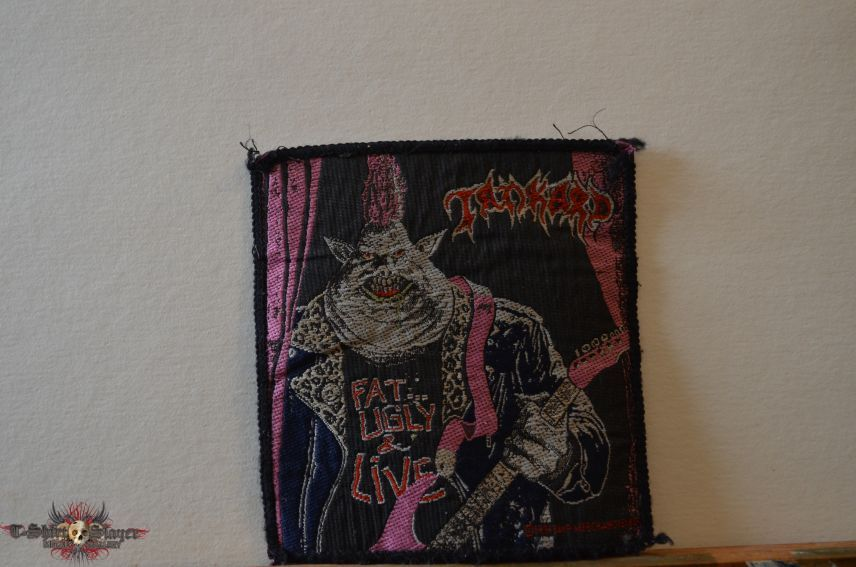Tankard - Fat, ugly and live (patch)