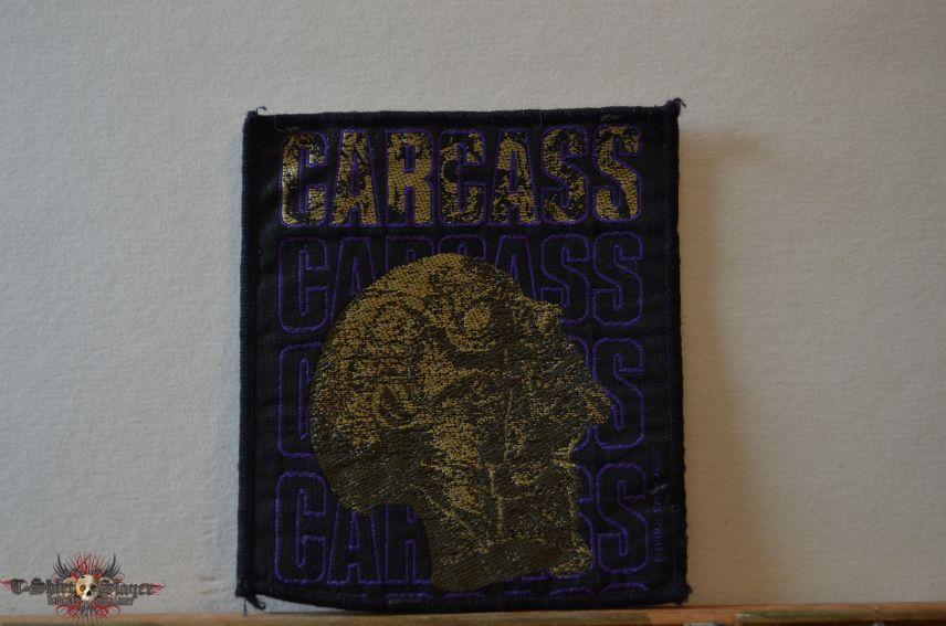 Carcass - Symphonies of sickness (patch)