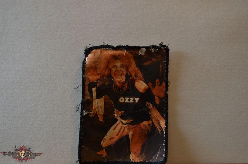 Ozzy Osbourne - Diary of a Madman (patch)