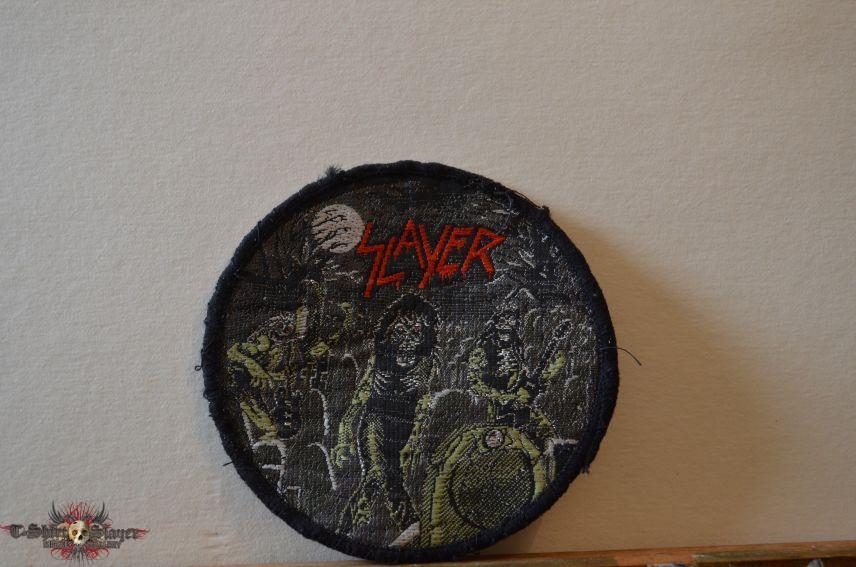 Slayer - Live undead (patch)