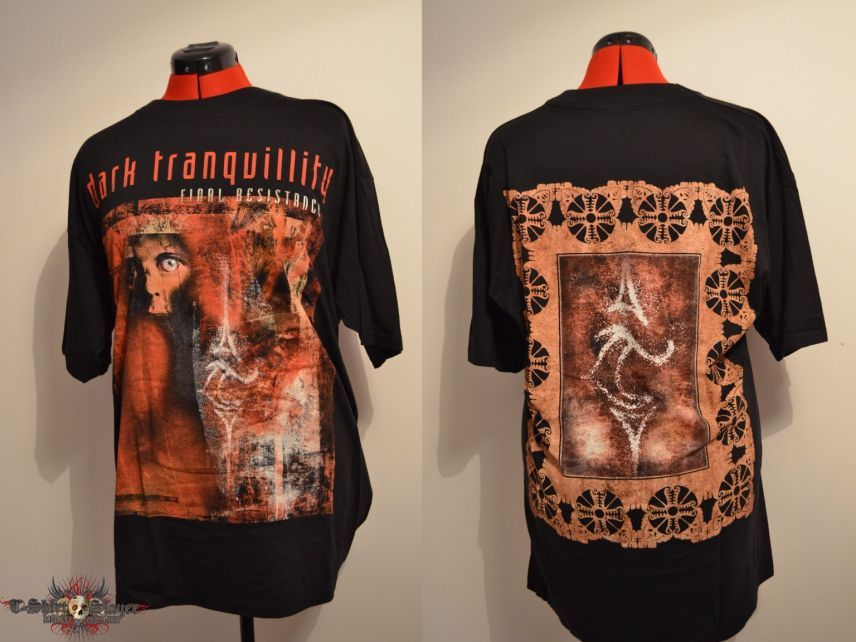 Dark Tranquillity - Projector ('99 tour signed)