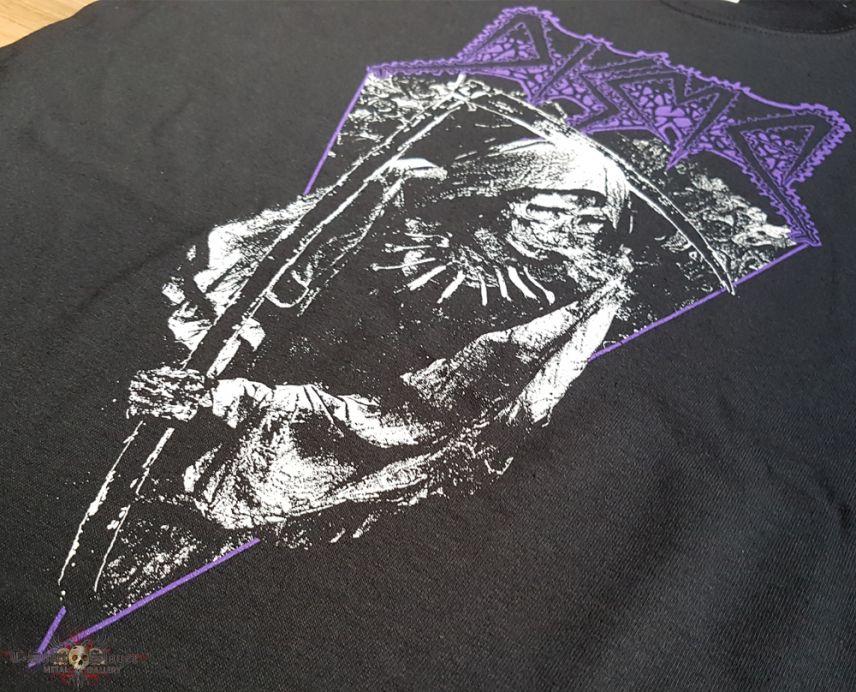 Disma - Reaper purple logo shirt