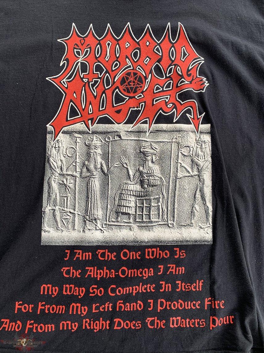 Morbid Angel Formulas shirt