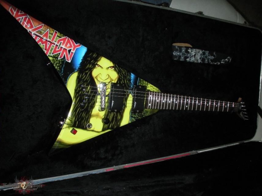 Purgatory Guitar Custom