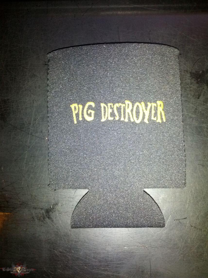 Pig Destroyer - Pig Destroyer Koozie