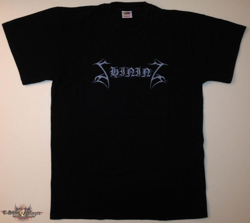 "Shining ""Submit To Self Destruction"" Shirt (Size Medium)"
