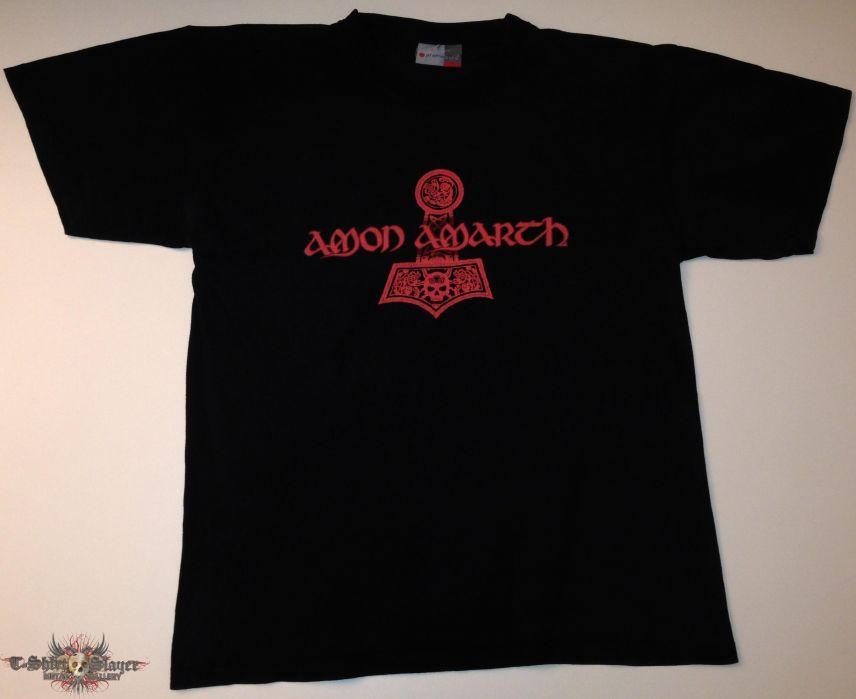 """Amon Amarth """"Viking"""" Shirt (Size Medium)"""