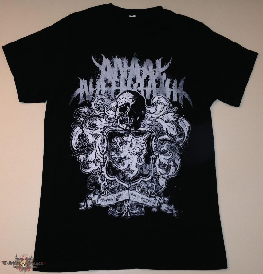 Anaal Nathrakh Shirt (Size Medium)