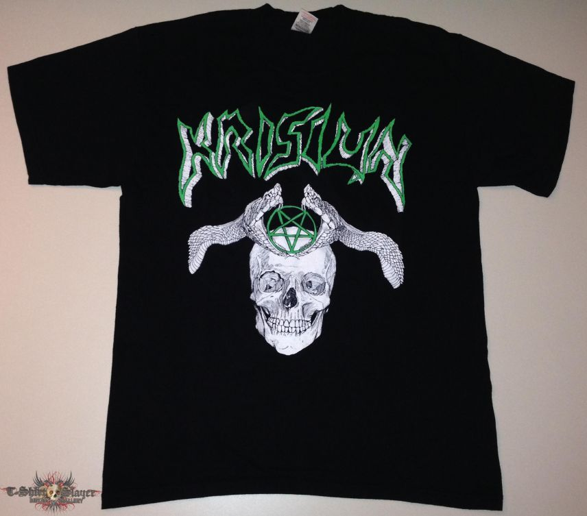 Krisiun Shirt (Size Medium)