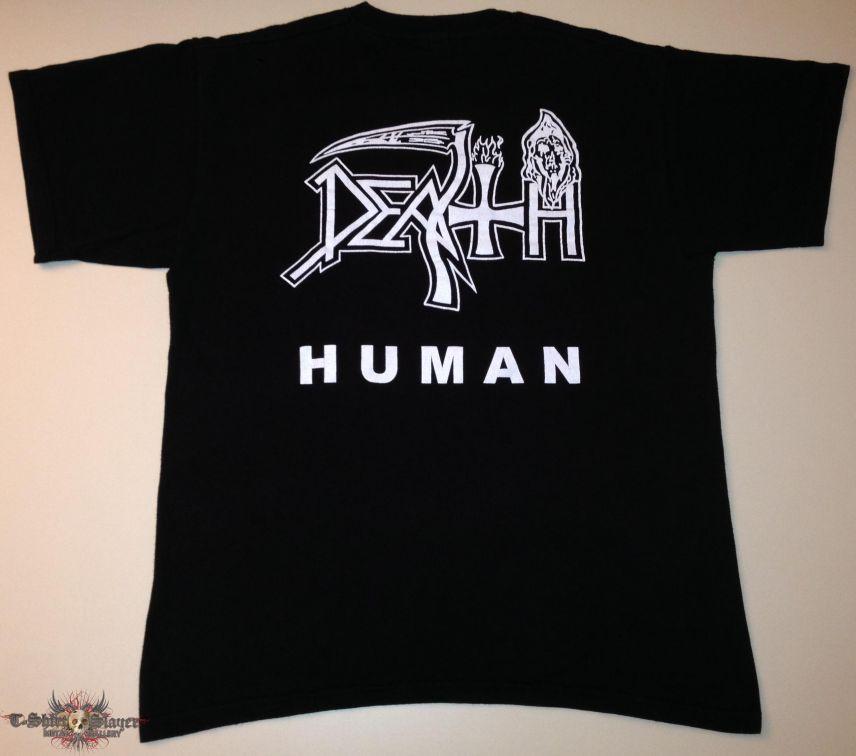 "Death ""Human"" Shirt (Size Medium)"