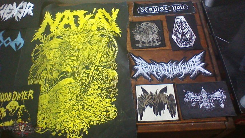 Patches avilable