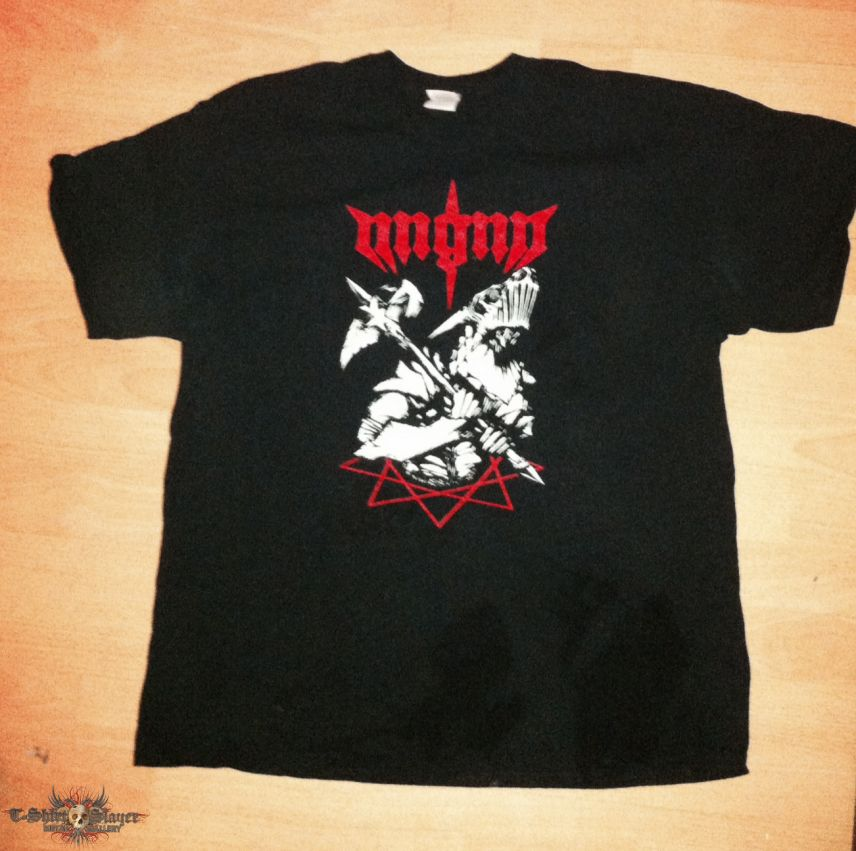 NNGNN Death By The Venomhammer T-shirt