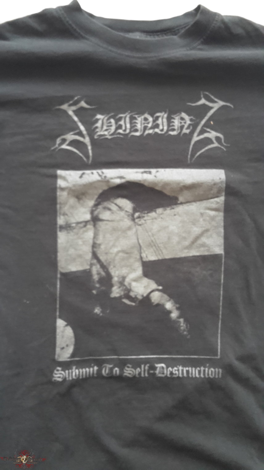 Shining - Submit to Self-Destruction Longsleeve, XL