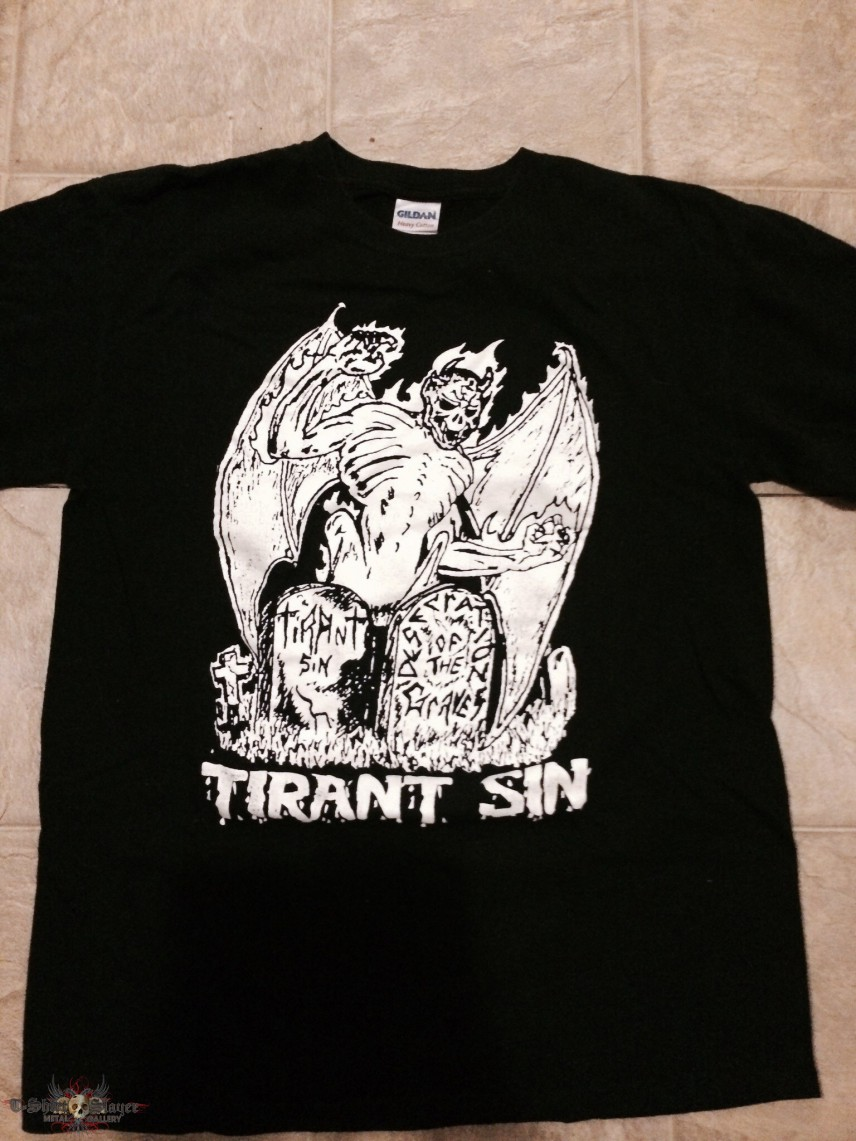 Tirant Sin-Desecration of the Graves