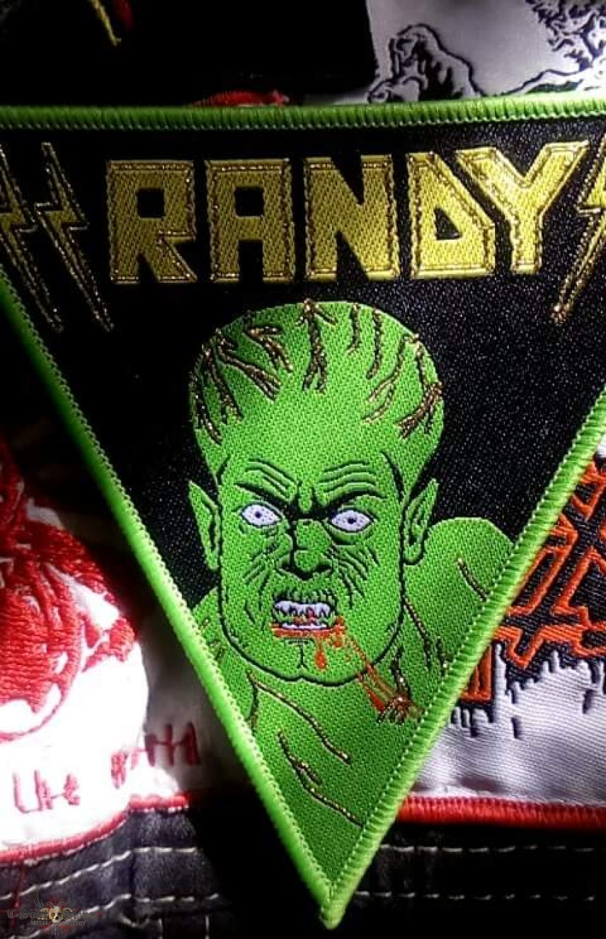 Randy + Oz patches
