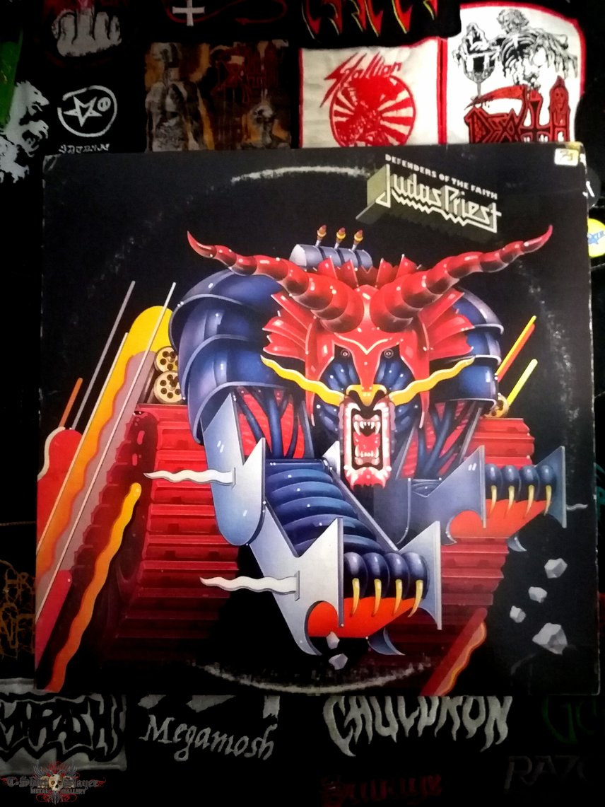Judas Priest - Defenders Of The Faith (LP) + Pictures