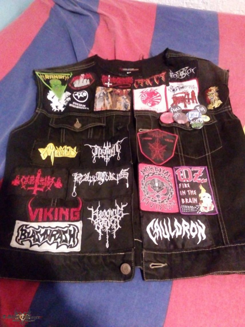 Updating the jacket