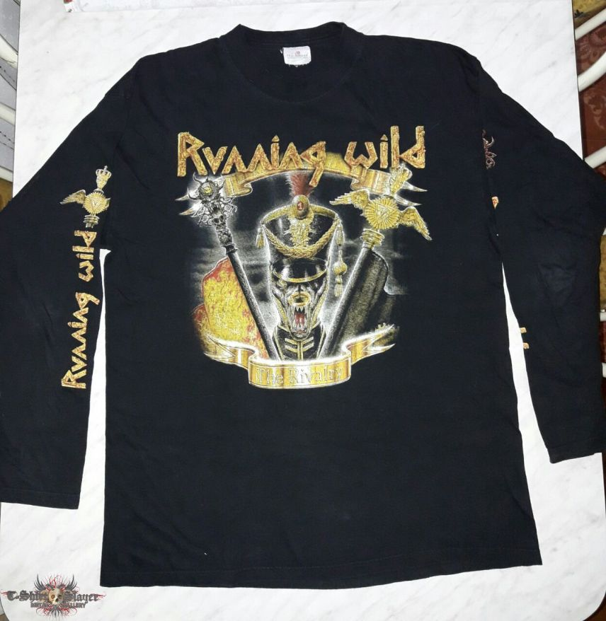 Running Wild - The Rivalry Official LS