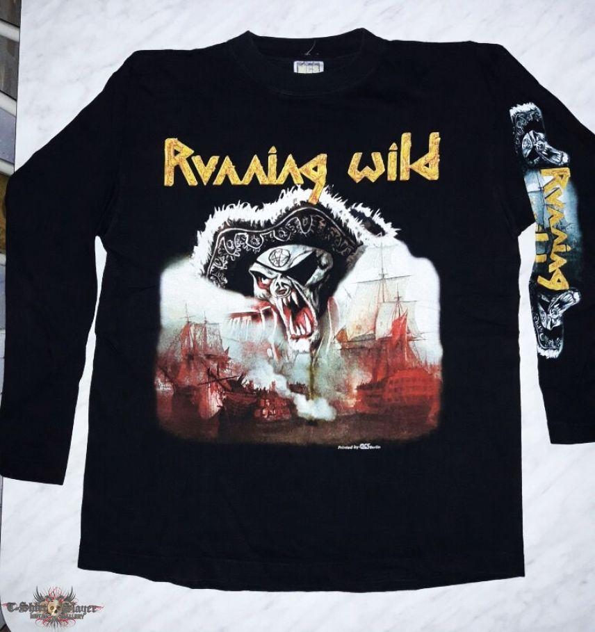 Running Wild - Summer Metal Meeting 1995