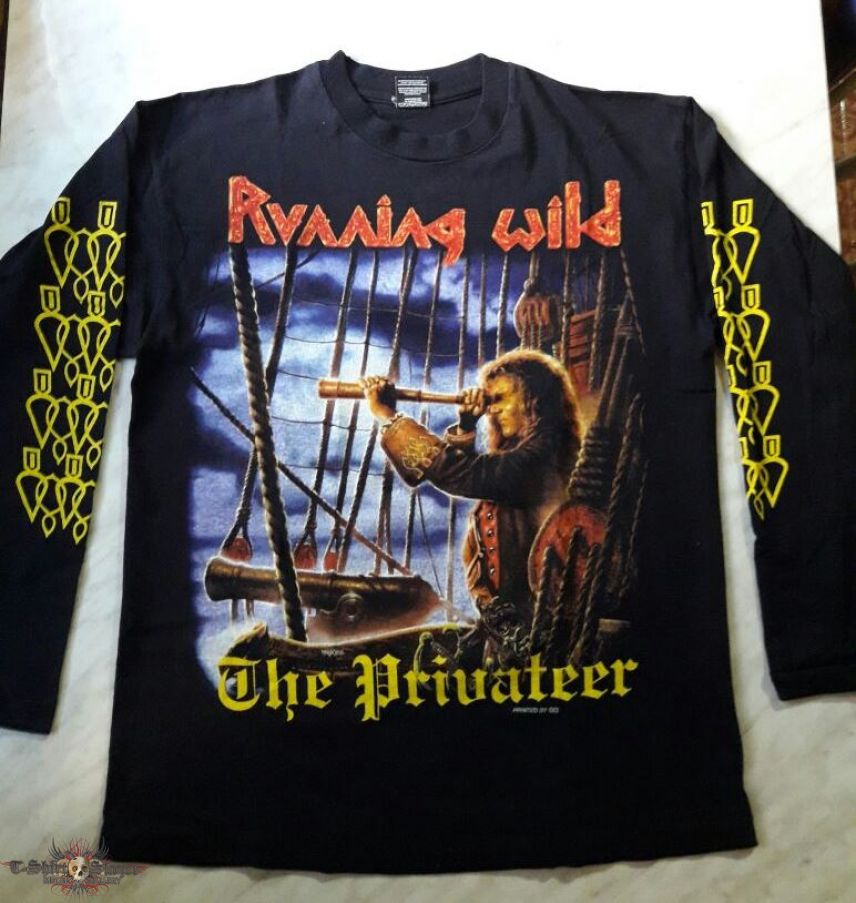 Running Wild - The Privateer 1994 LS