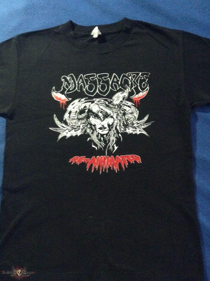 Old Massacre Shirt