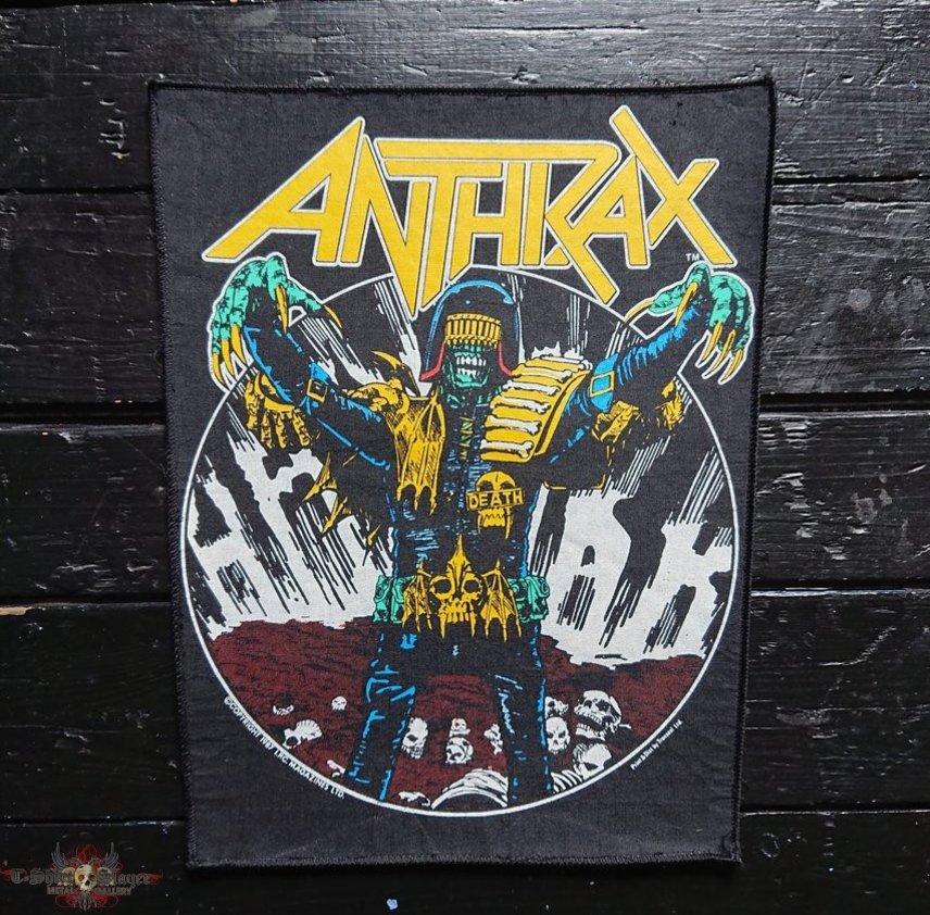 Anthrax - Judge Death
