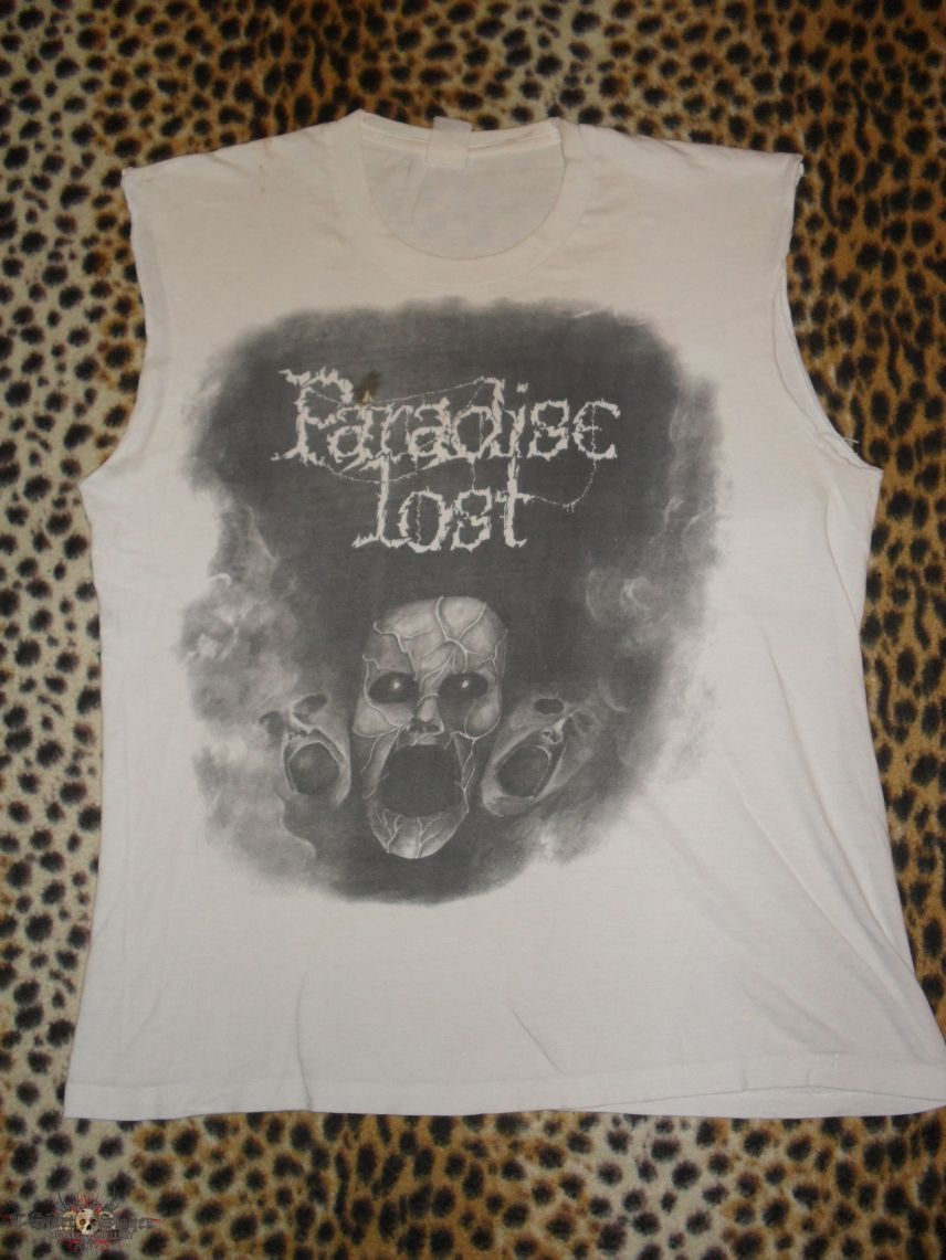 Paradise Lost shirt from early 90's