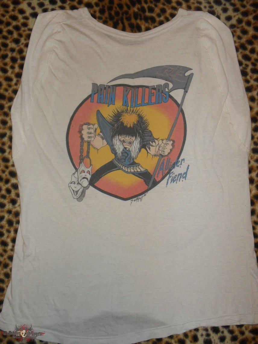 Motley Crue original shirt from 1985