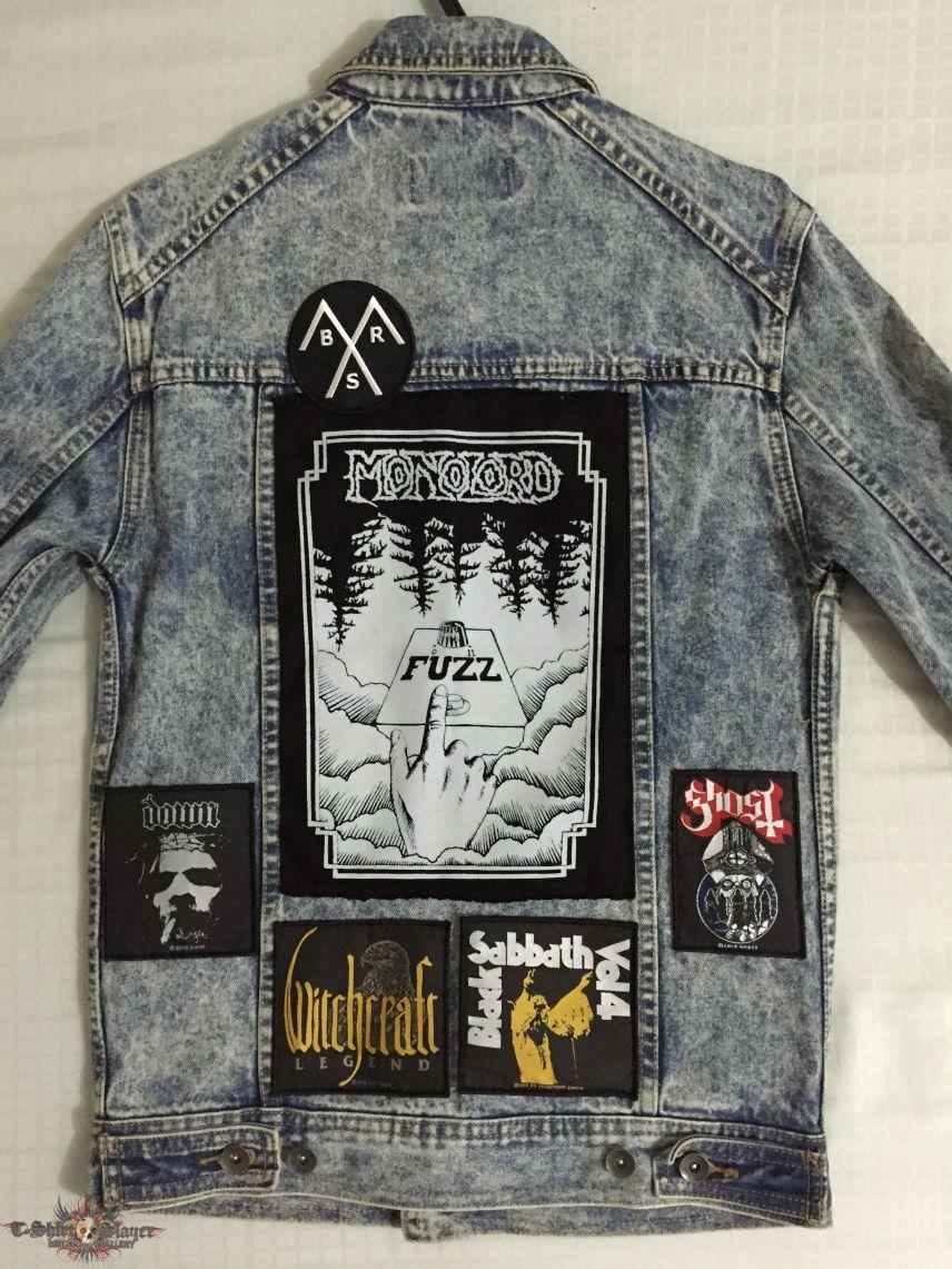 Battle Jacket: Part 1