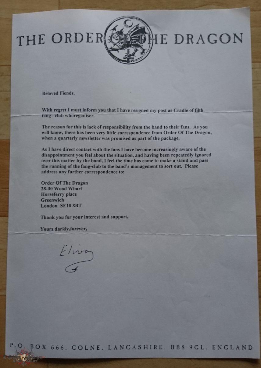 fc letter