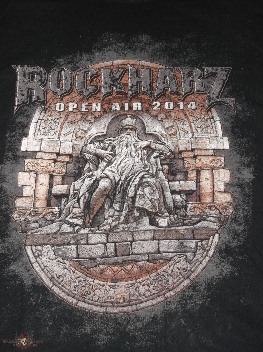 Rock Harz Open Air Festivalshirt 2014