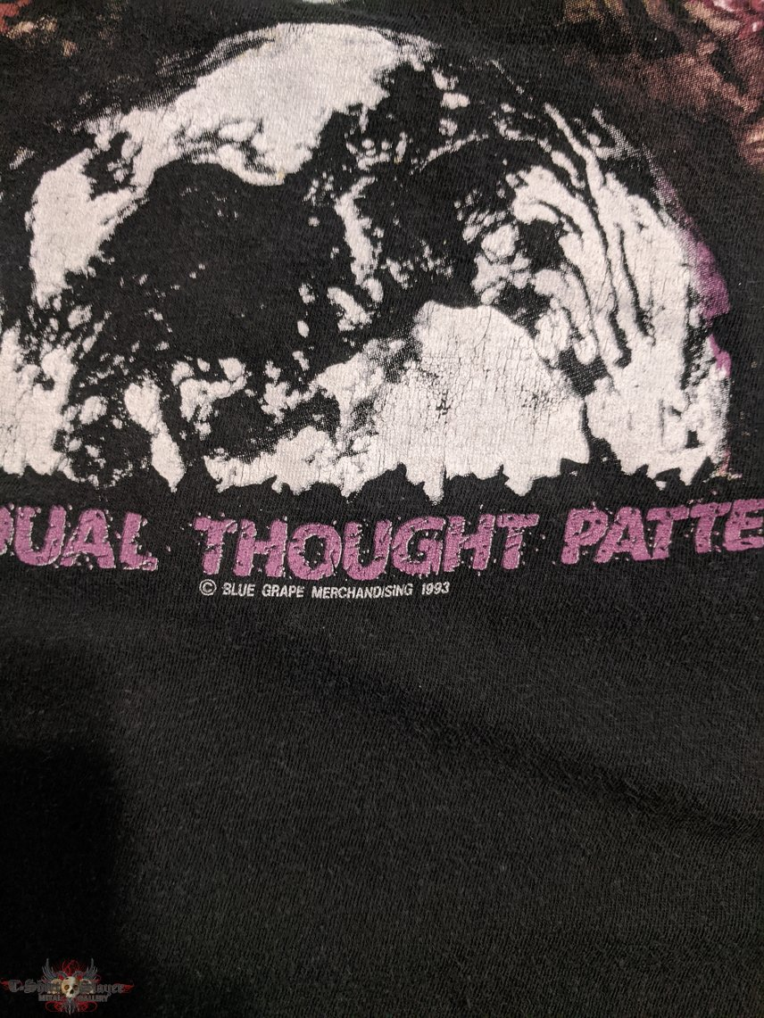 Death 1993 Individual Thought Patterns Europe LS