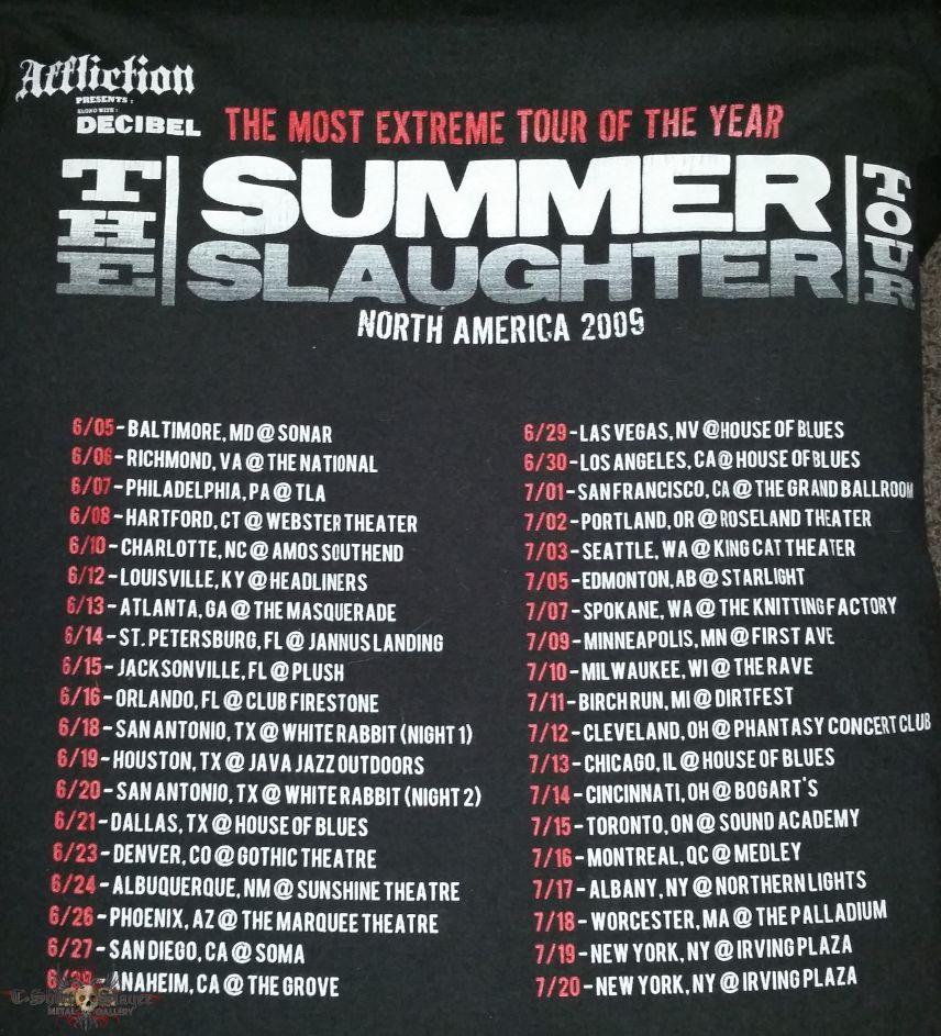 Summer Slaughter 2009