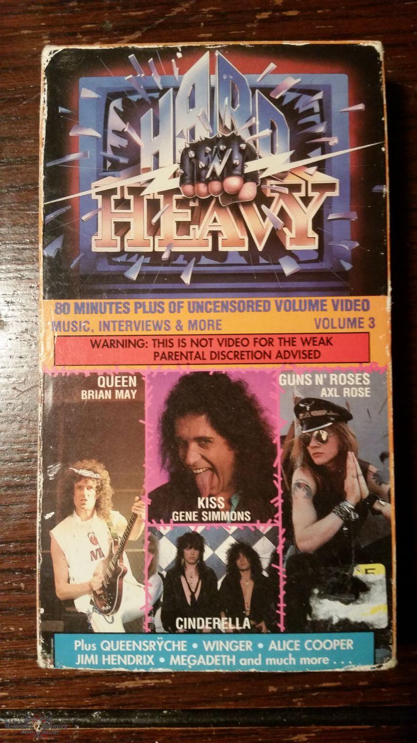 Hard & Heavy Vol 3