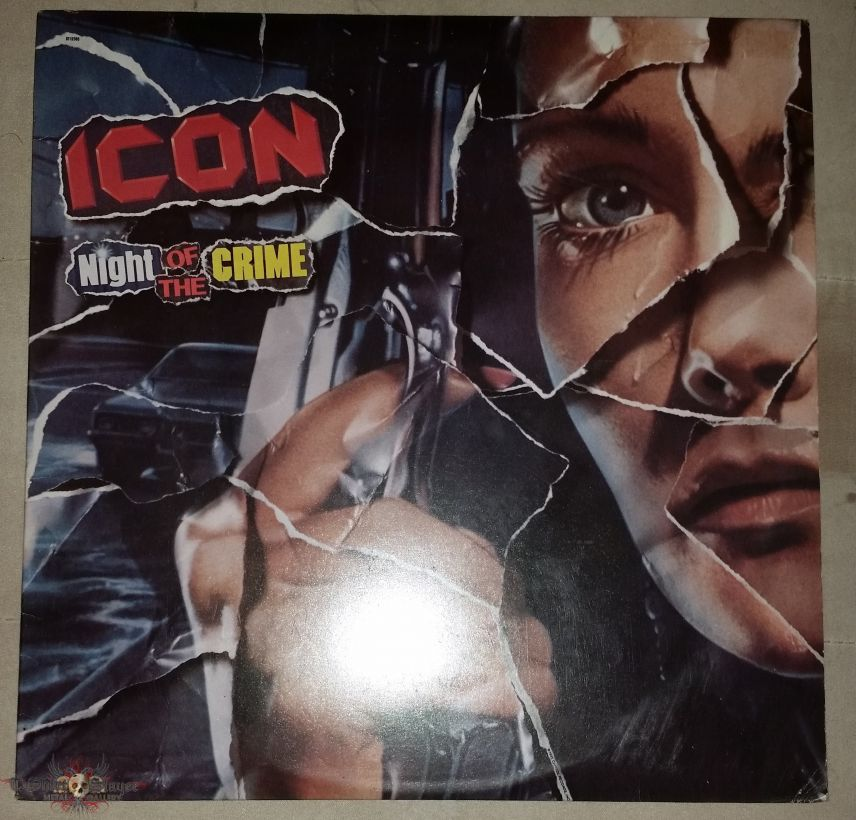 Icon - Night of the Crime