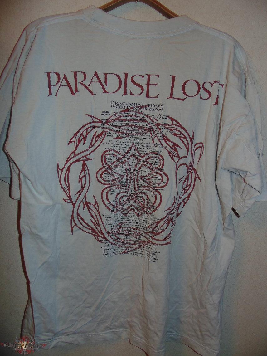 Paradise Lost – Draconian Times Tour