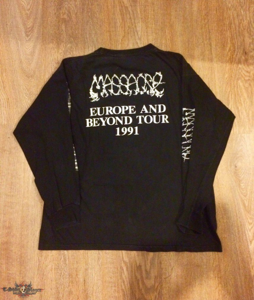 Massacre Europe and beyond 1991