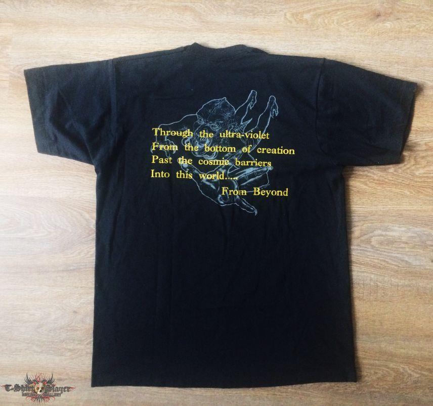 Massacre From Beyond 1992 shirt