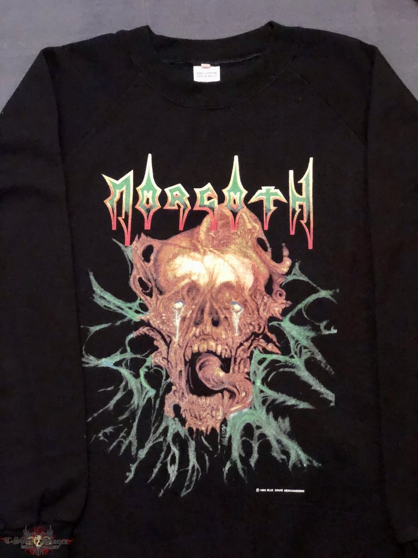 Morgoth 'Gore and Agony all over Europe' Sweatshirt