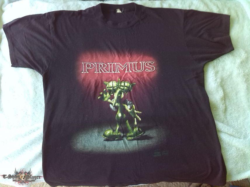 Primus - Sailing the Seas of Cheese Era - Shirt